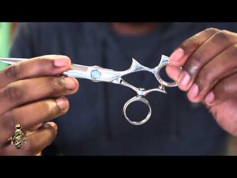 Sharkfin shears (review)