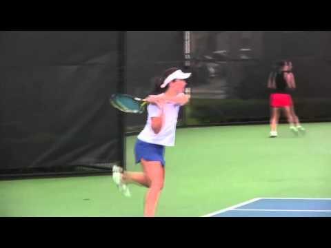Lynn University Women's Tennis vs California State (Pa).mp4