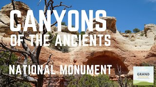 Ep. 100: Canyons of the Ancients | National Monument Colorado RV travel camping