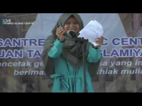 Puisi Ibu Sedih gak akan tahan melihat nyaPONPES ISLAMIC CENTRE KAMPAR