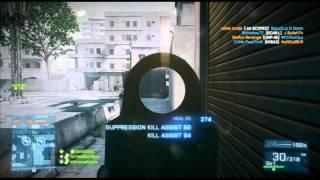 Battlefield 3 Game Footage Grand Bazaar TDM -1 HD1080i