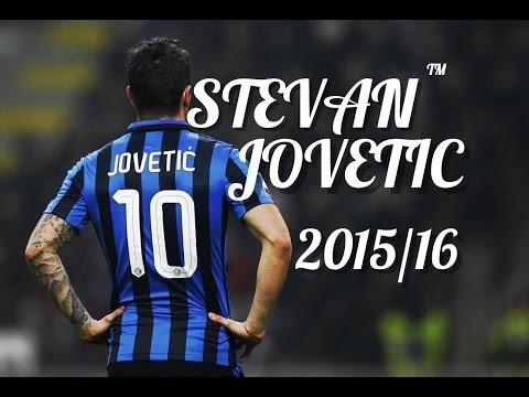 Stevan Jovetić ► Best Goals & Skills 2015-2016 - Season Review ● [HD]