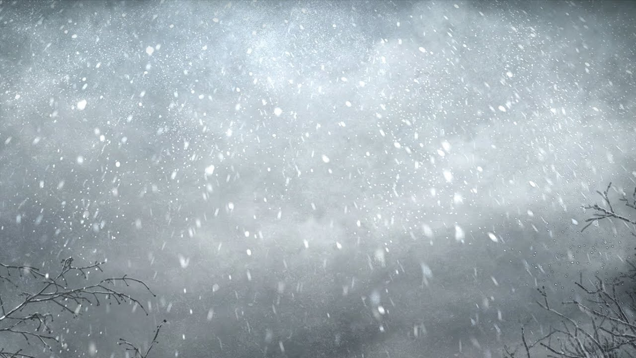 Free Snow Falling Wallpaper Osu Yooh Snow Storm Euphoria Youtube