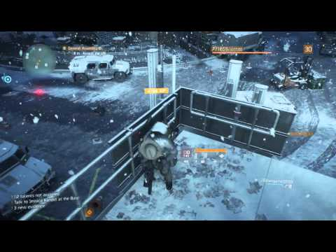 The Division General Assembly Last Mission Colonel Bliss Walkthrough