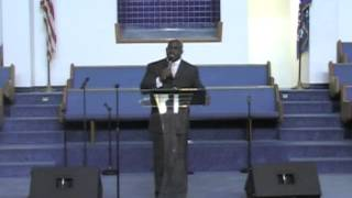 """Rev Henry Lee Clay  'A Fish Called Grace"""" (Part 1 of 3)"""