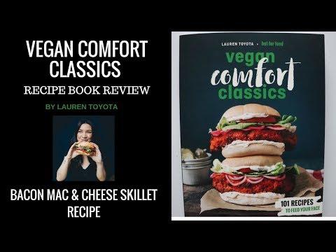 vegan-bacon-mac-&-cheese-|-vegan-comfort-classics-recipe-book-review-|-hot-for-food