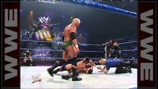Mr. Kennedy & Finlay vs. Undertaker & Batista: SmackDown, April 13, 2007