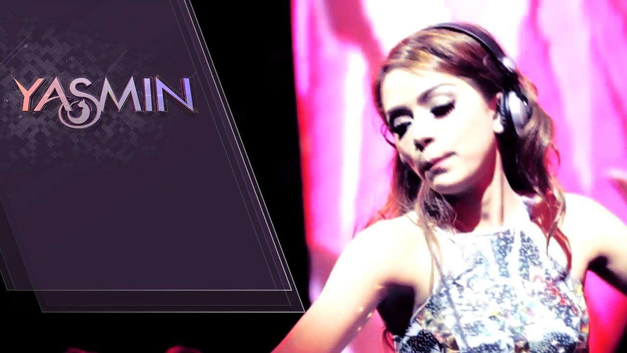 DJ YASMIN - New Year Celebration GWK Bali - YouTube