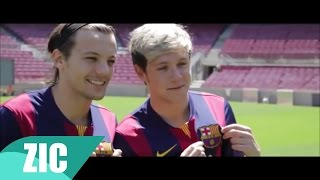 Video One Direction - Football  Euro 2016 download MP3, 3GP, MP4, WEBM, AVI, FLV Oktober 2018