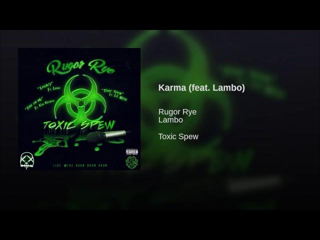 Karma feat  Lambo
