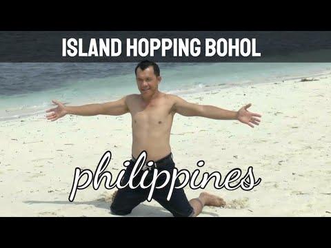Island Hopping  - Virgin Island - Panglao, Bohol, Philippines