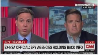 John Schindler on CNN Tapper on TRUMP, Flynn