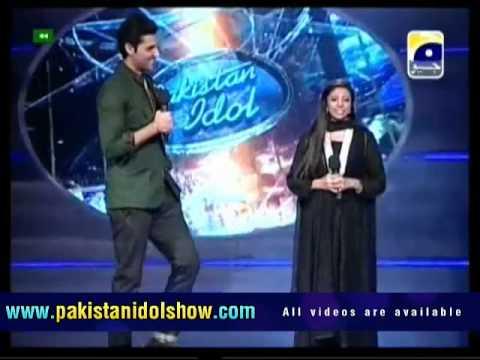 Pakistan Idol Sana Zulifqar Piano Round