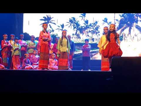 Butet on drama musical Hasian by Voice of Indonesia
