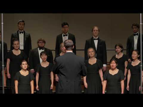 USC Thornton Concert Choir - Blow, Blow, Thou Winter Wind