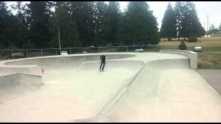 Nygel Mayfield at Everett Park