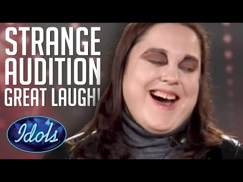 WRESTLER AUDITIONS AMERICAN IDOL | StIdols Global