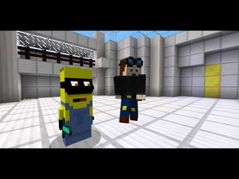 Thumbnail: Minecraft DANTDM THE MINION!!1