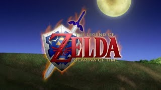 The Legend of Zelda: Ocarina of Time (N64) - Live Stream 1