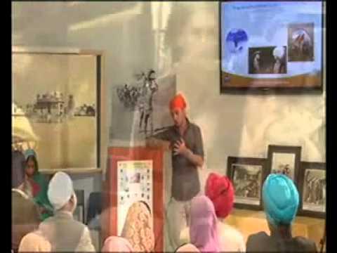 211012 Presentation Show - The World before Guru Nanak Dev ji at Hounslow