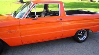 63 Ford Ranchero