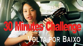 Baixar 30 Minutes Challenge, Volta por Baixo, Feng E try to learn a new song in 30 minutes !