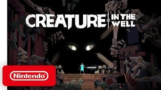 Creature in the Well - Launch Trailer - Nintendo Switch