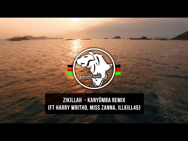 Harry Writho - Kanyũmba ft Miss Zanna, IllKill45 and Zikillah