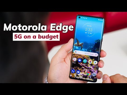 Motorola Edge Review: 5G on a budget