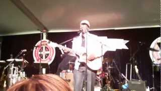 KTG performs with Javier Colon (2012)