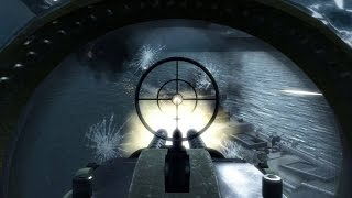 Awesome Mission about Bomber Plane of WW2 on PC ! The Game Call of Duty World at War