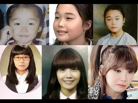 Apink S Eunji Pre Debut Photo Oh My God She Is Just So