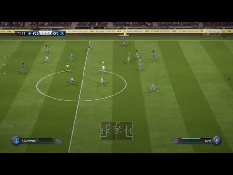 FC Golden Stars vs Kurdish CF