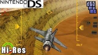 Top Gun - Nintendo DS Gameplay High Resolution (DeSmuME)