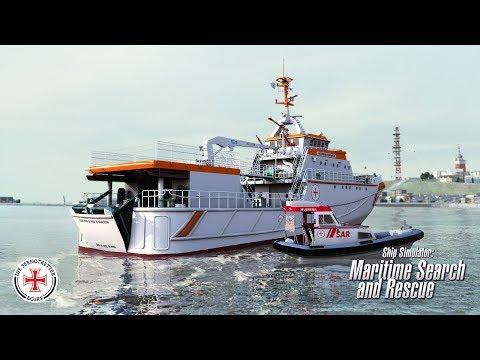 Морские спасатели / Ship Simulator: Maritime Search and Rescue
