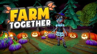 Farm Together #4 - Halloween na Farmie