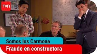Los Carmona cap127: Descubren fraude en constructora Los Carmona