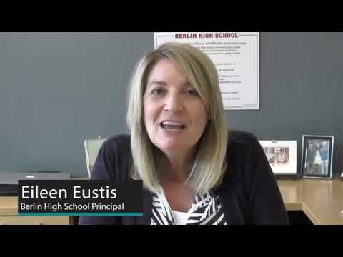 Eileen Eustis - Berlin High School Principal