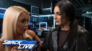 Mandy Rose to challenge Asuka at WWE Fastlane: SmackDown Exclusive, Feb. 26, 2019