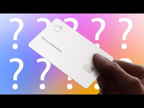 Why Apple Is Making A Credit Card