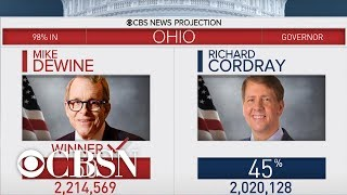Why did Democrats win governorships across the midwest only to be crushed in Ohio?