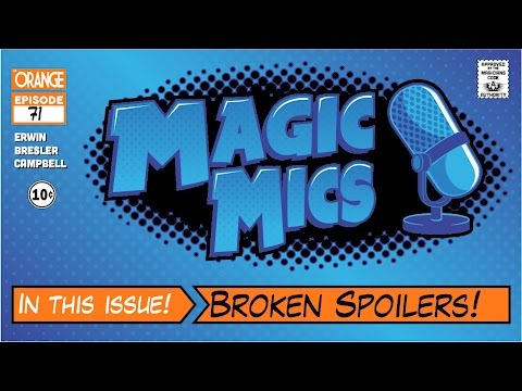 Broken Spoilers - First AER leaks, GP Triumphs & more!