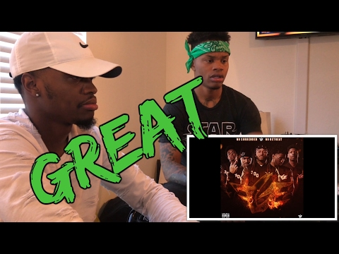 Montana Of 300, Talley Of 300, $avage, No Fatigue & Jalyn Sanders - Great (( REACTION )) - LawTWINZ
