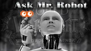 Ask Mr Robot настройка и полный разбор (гайд)