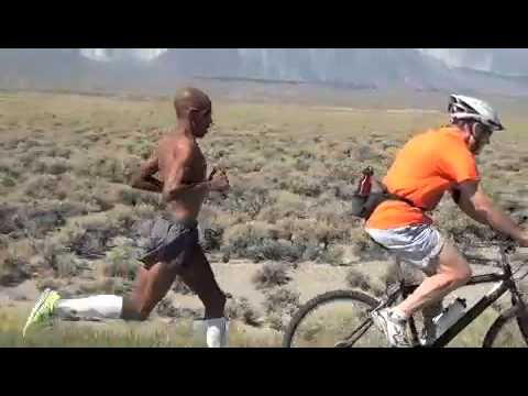 Meb Keflezighi 10 mile Tempo on Opening Day of Olympic Opening Ceremony