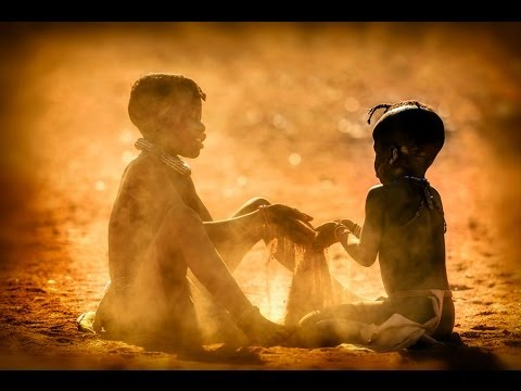 Chris McLennan & Nikon - Himba Culture in Namibia.