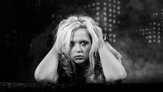 Portret - Zwart wit fotografie - Fotostudio Lynda Borne