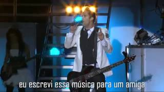 SKILLET - SHOW ROCK THE LAKES 2012 (LEGENDADO PORTUGUÊS)