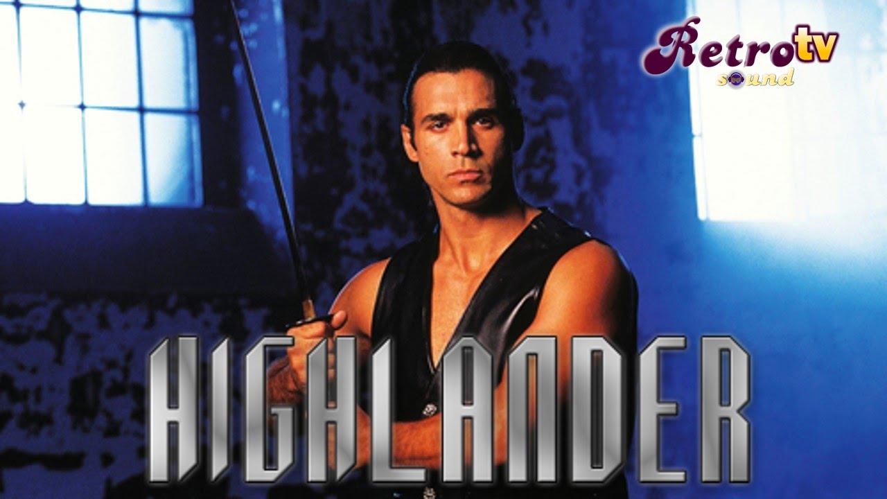 Intro Highlander El Inmortal (Highlander 1992 - 1998 ...