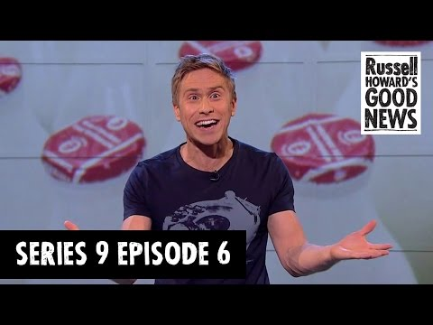 Russell Howard's Good News - Series 9, Episode 6